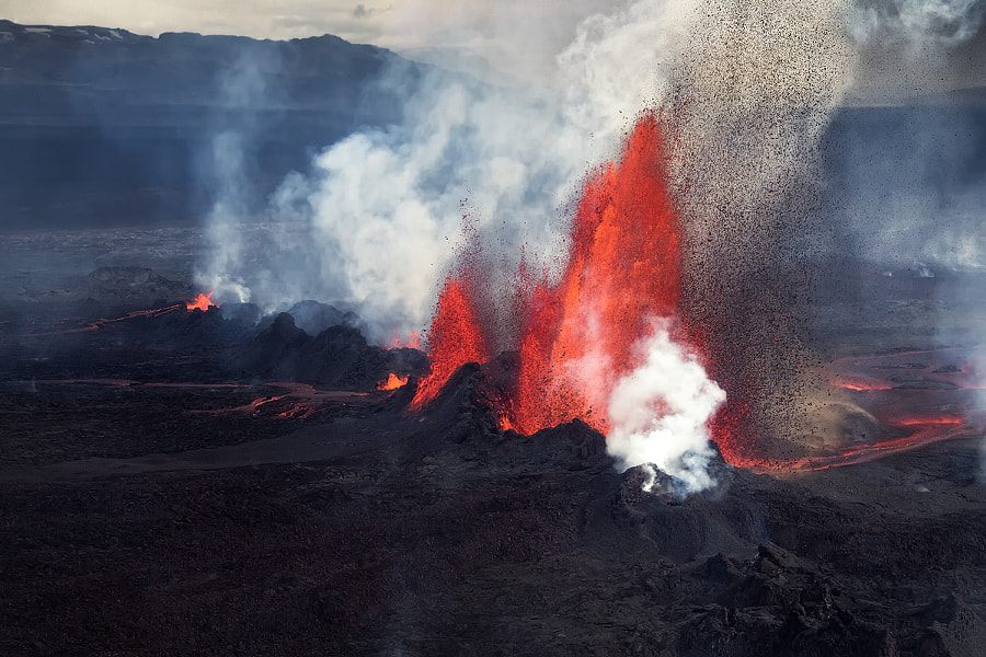 Photograph :: Holuhraun :: by Mindcage Photography on 500px