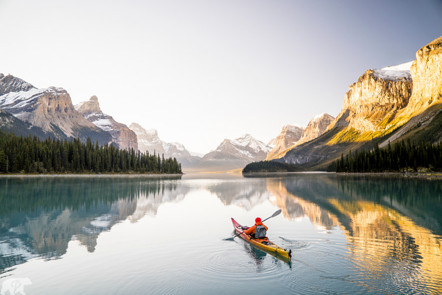 Morning in Alberta, Canada by Chris  Burkard on 500px.com