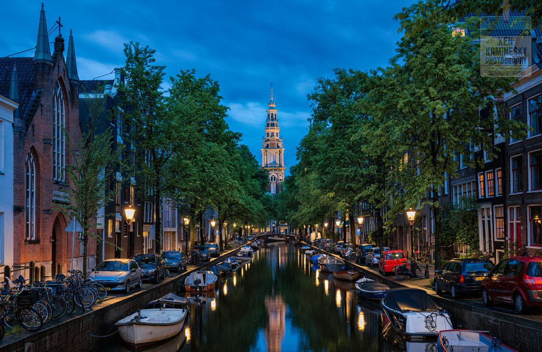Reflecting on Amsterdam