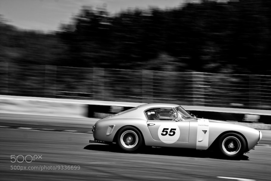 Photograph Ferrari 250 GT SWB by Jurrie  Vanhalle on 500px