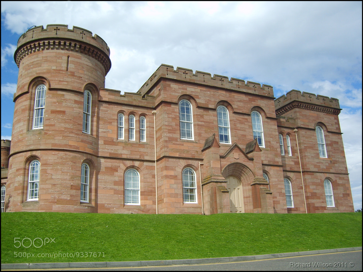 Photograph Inverness Castle by Richard Willson on 500px