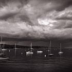 One of many rainy Southwest Harbor, Maine afternoons.