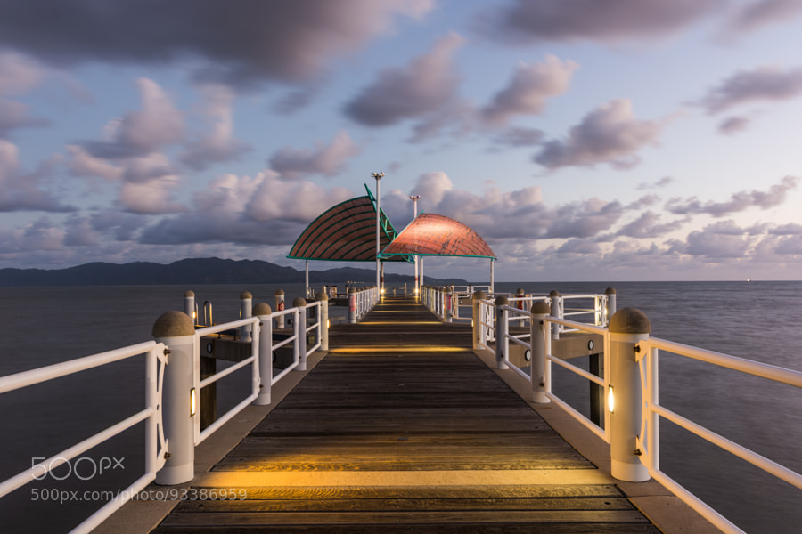 Photograph Strand Jetty by David Cooling on 500px