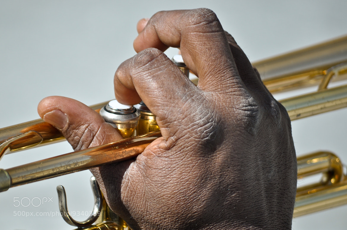 Photograph Trumpeter's Hands by Jose Antonio Castellanos on 500px