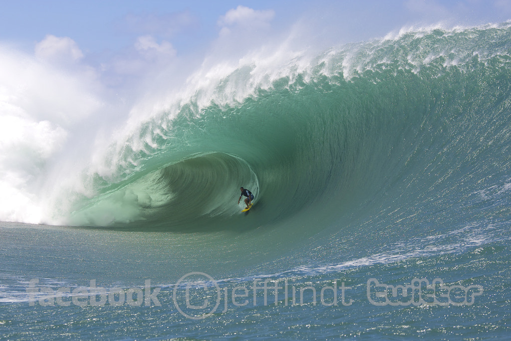 Photograph Manoa Drollet Teahupoo by Jeff Flindt on 500px