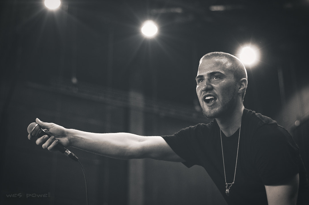 Photograph Mike Posner by Wes Powell on 500px