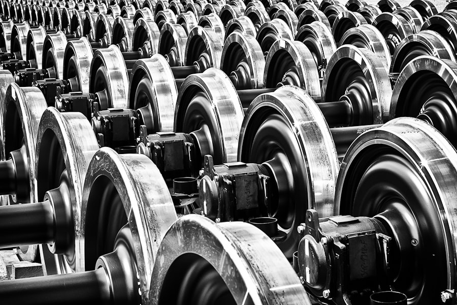 Photograph Wheels of Steel by Andy Boardman on 500px