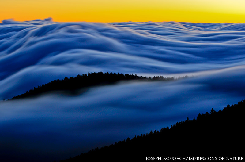 Photograph Above the Clouds by Joseph Rossbach on 500px