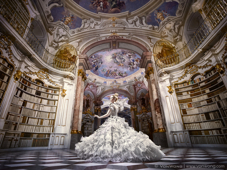Photograph A fairytale come to life by Benjamin Von Wong on 500px