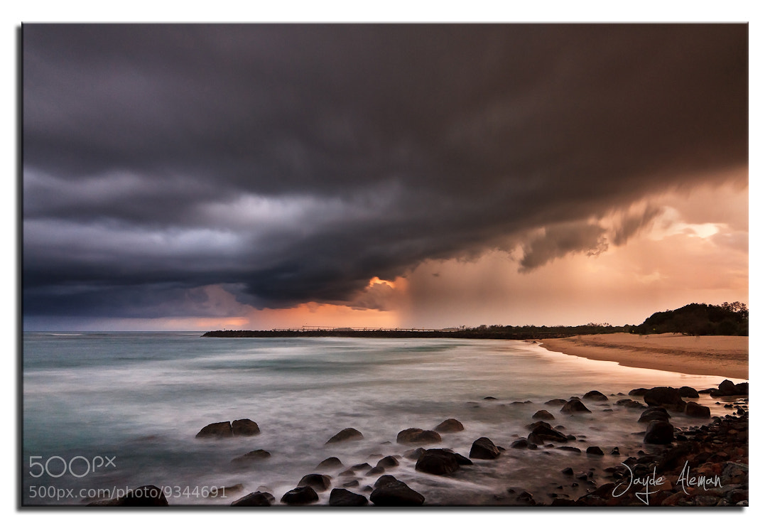 Photograph Duranbah Beach, NSW by Jayde Aleman on 500px