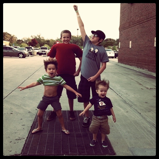Photograph Boys of Summer (2011) by Meghan Arias on 500px