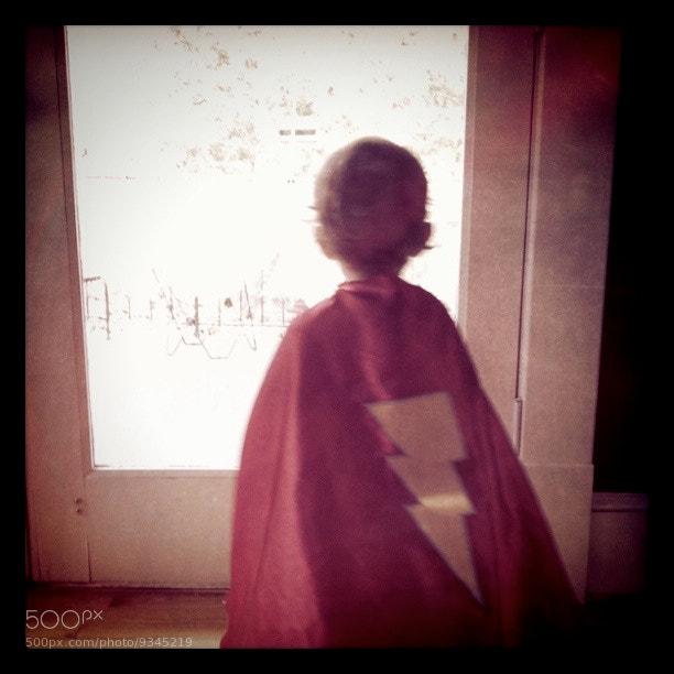 Photograph Superhero by Meghan Arias on 500px
