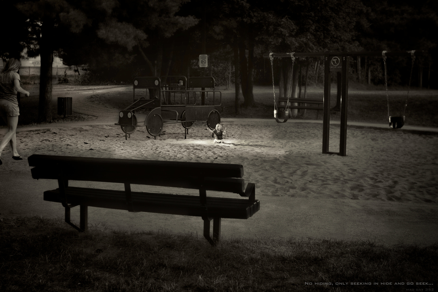 Photograph mad day 352 - no hide, just seek by kristopher chandroo on 500px