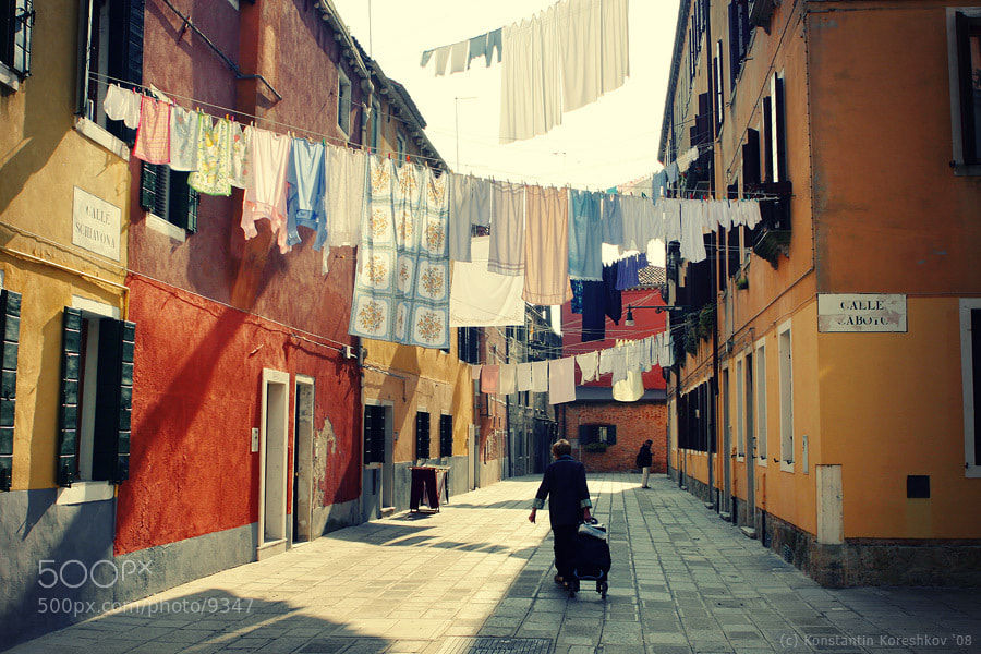 Local colour of Venice by Konstantin Koreshkov (kkoresh) on 500px.com