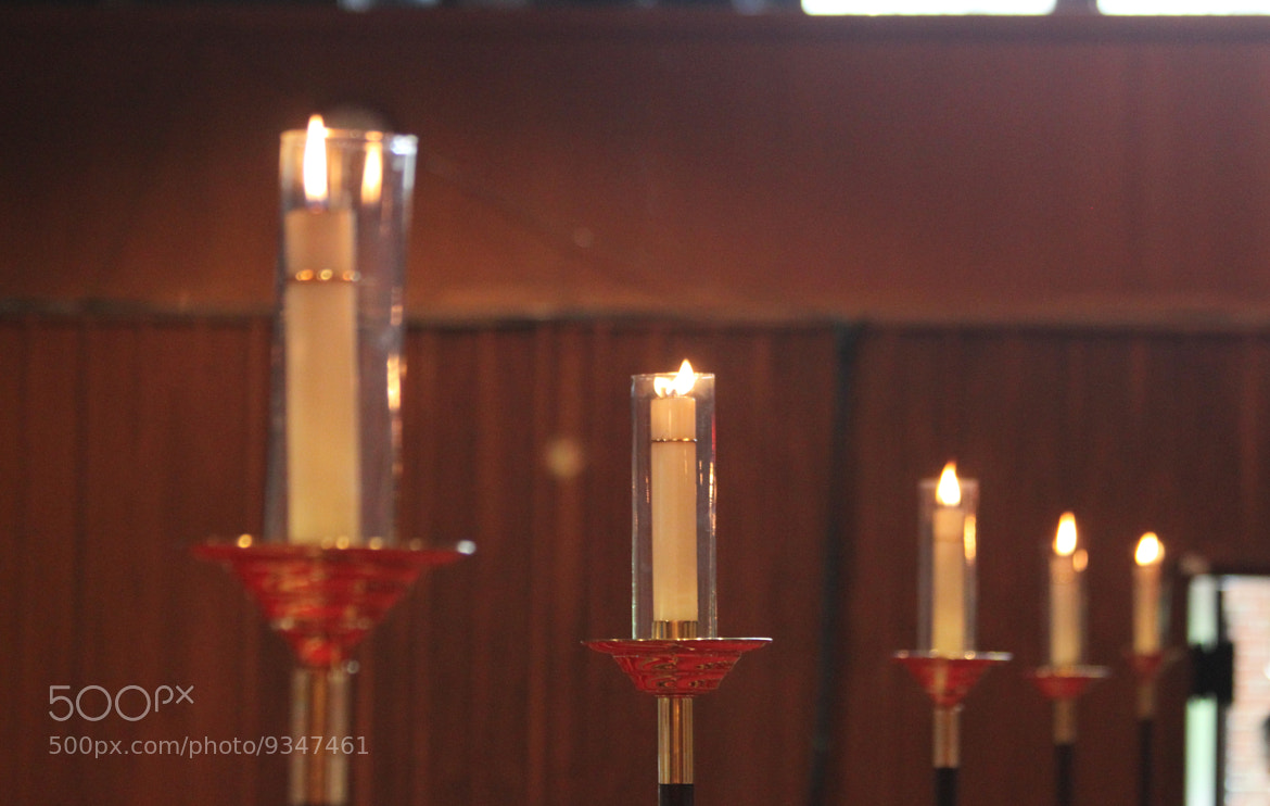 Photograph Candle Row.... by Palmer Allen on 500px