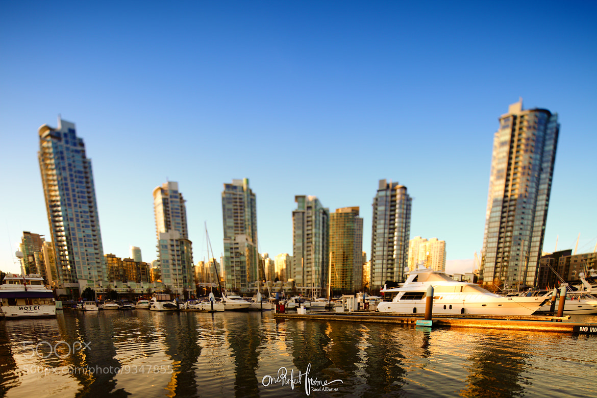 Photograph Granville Island - 1 Point by Raed Al-Banna on 500px