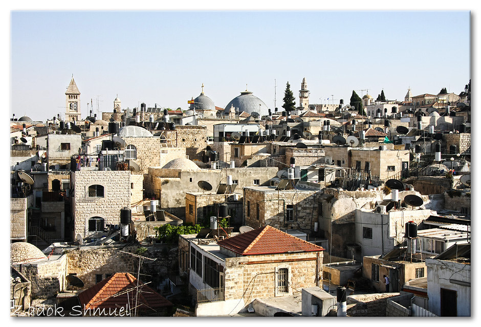 Photograph Roofs by Zadok Shmuel on 500px