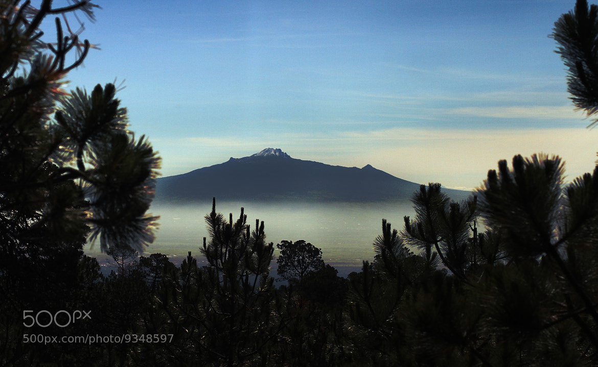 Photograph mountain and fog by Alfredo Garciaferro Macchia on 500px