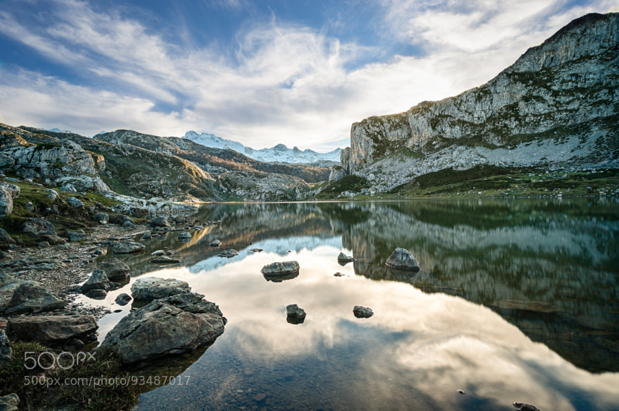 Photograph Lake Ercina (Asturias) by Josema Alonso on 500px
