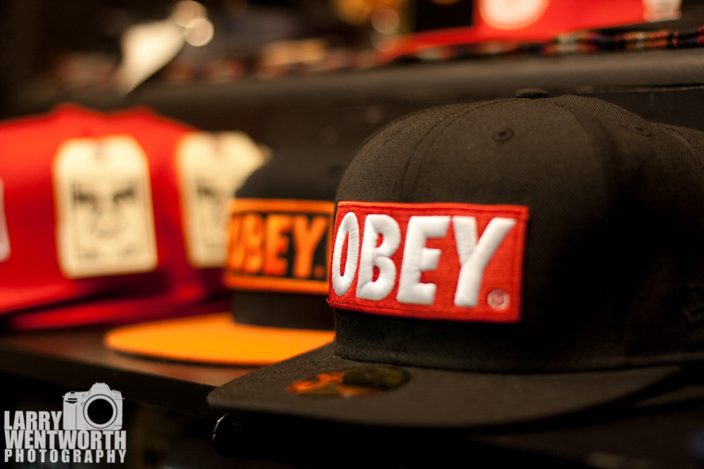 Photograph Obey by Larry Wentworth on 500px