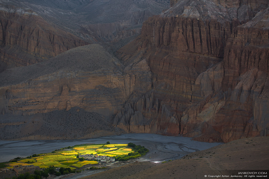 The Cradle of Life (Upper Mustang) by Anton Jankovoy on 500px.com
