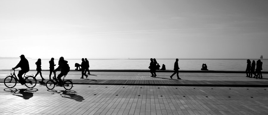 Photograph Sunday Morning Walk by Papanikolaou Joanna on 500px