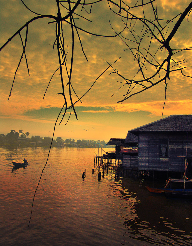 Photograph Morning river by Saelanwangsa  on 500px