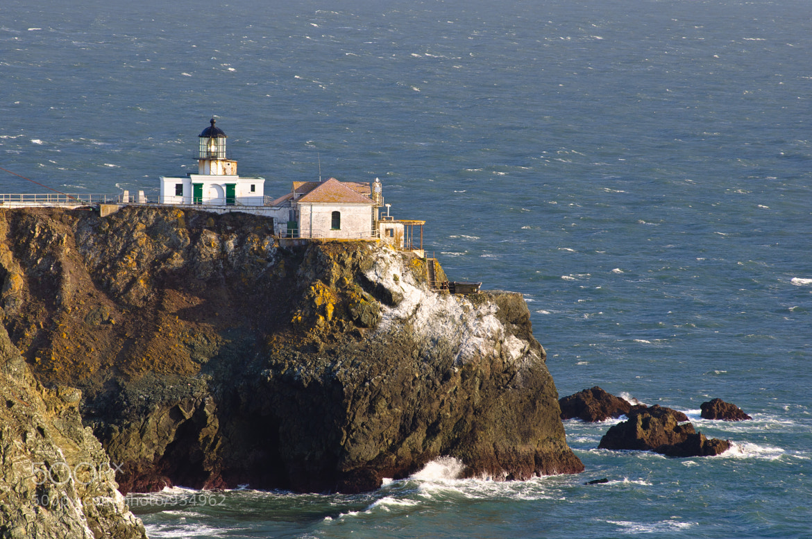 Photograph Pt Bonita Lighthouse by Gregg Lowrimore on 500px