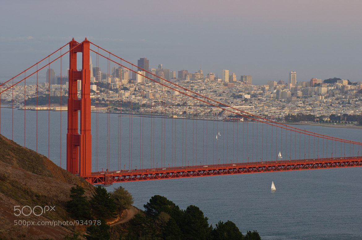 Photograph Golden Gate by Gregg Lowrimore on 500px