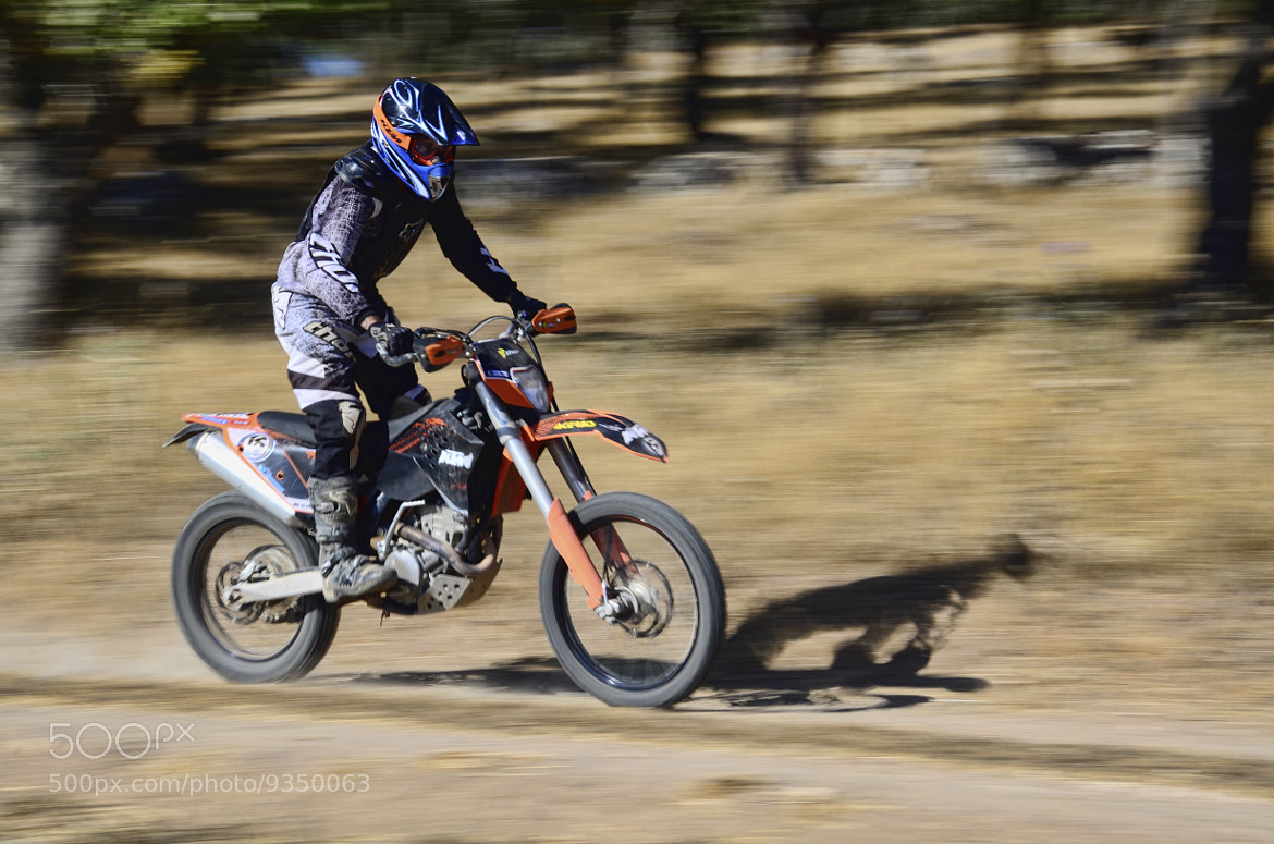 Photograph [099] Chasing and Panning. by Ricky Marek on 500px