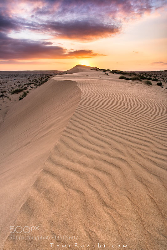 Photograph Sand Pyramid by Tomer Razabi on 500px