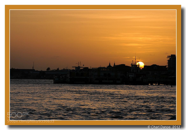 Photograph Sunset by Charl Danoe on 500px