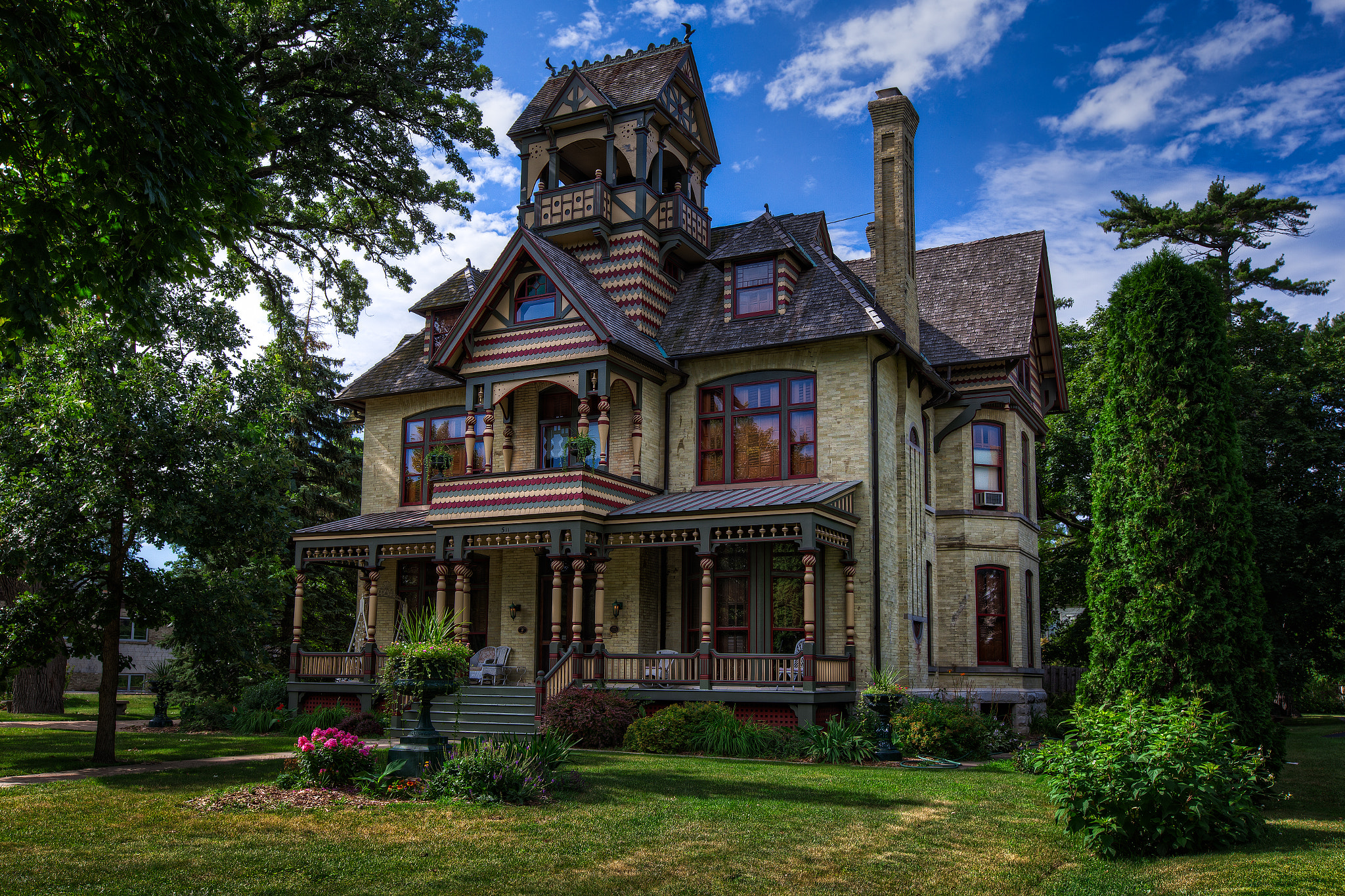 Photograph The Allyn Mansion by Brian Behling on 500px