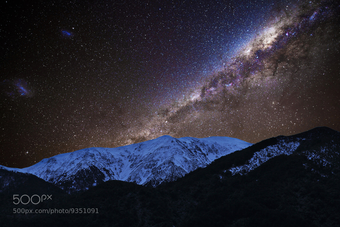Photograph Galaxy by Brian Lit on 500px
