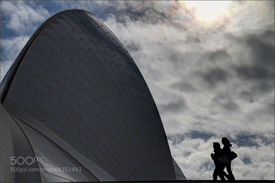 Photograph Sydney Opera House  by Andrew Barrow LRPS on 500px