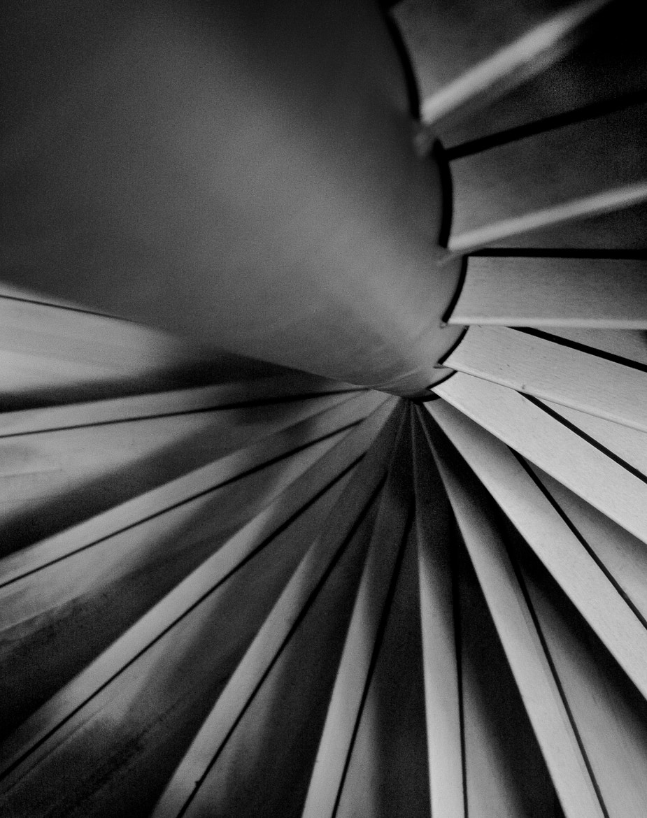 Photograph Helix Stairs by Daniel Ferreira on 500px