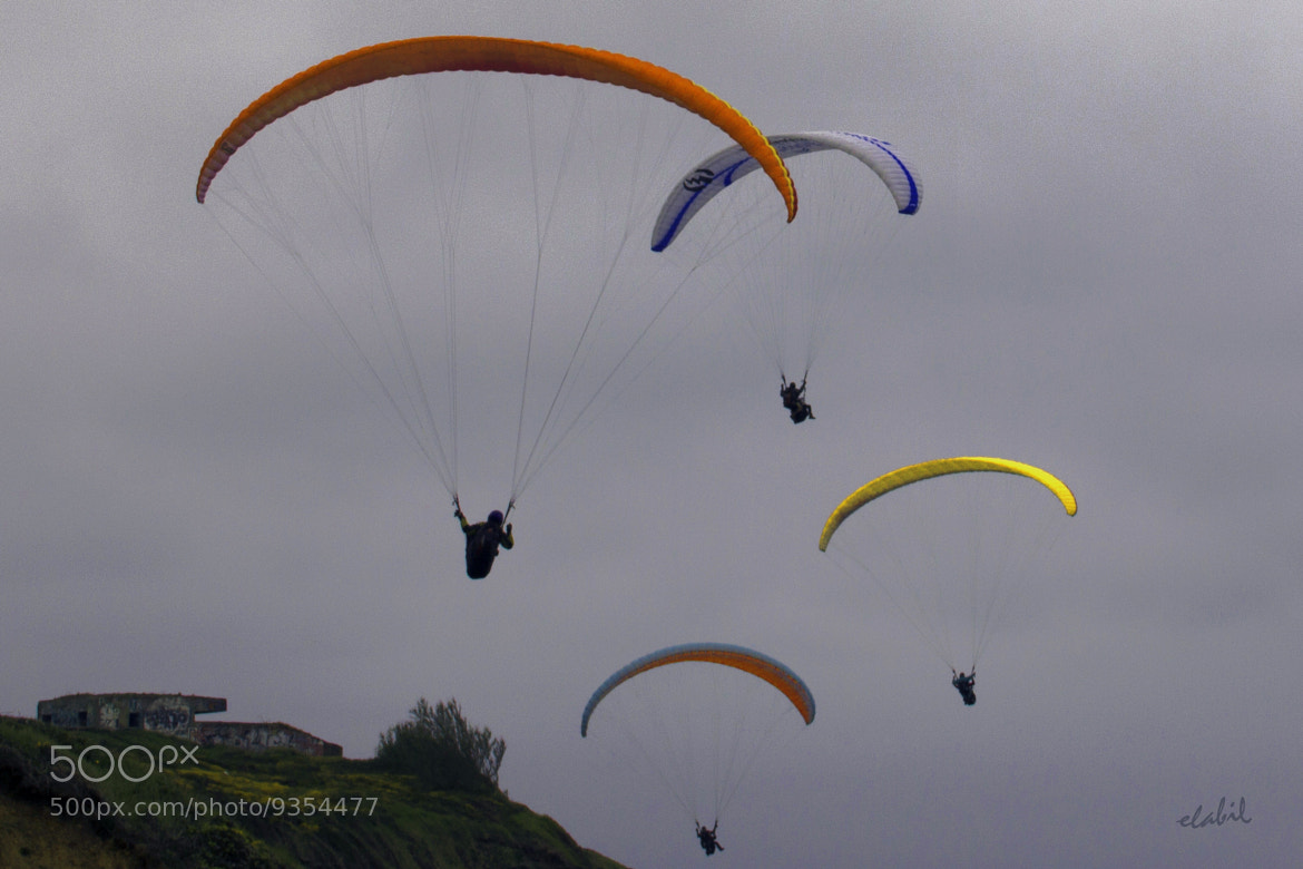 Photograph Parapente - II by Eduardo Latorre on 500px