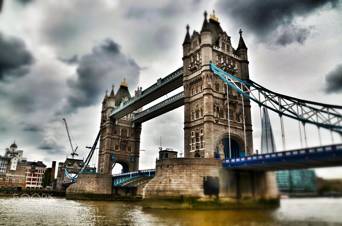 Photograph Tower Bridge by Vladislav Br. on 500px