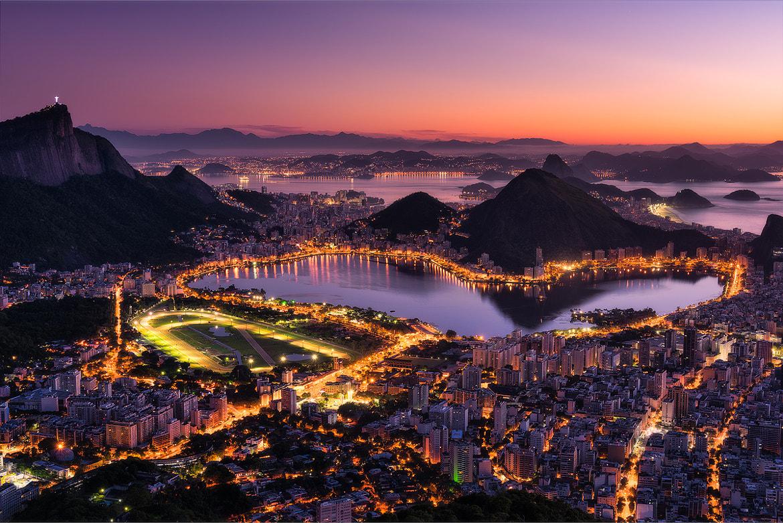 The Marvelous City