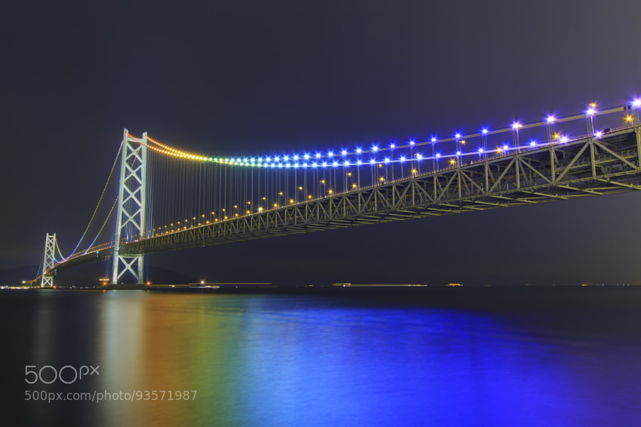 Rainbow Bridge by lemreyes