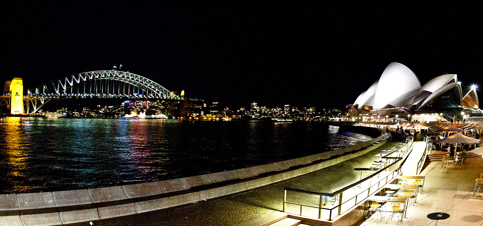 Photograph Opera house and Bar - in wide. by Hendrik Cuaca on 500px
