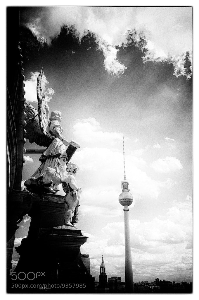 Photograph The sky above Berlin by Paolo Costantino on 500px