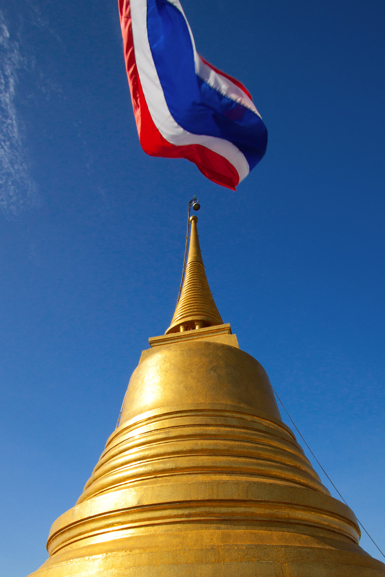Photograph The Golden Mount, Bangkok, Thailand by Thiwan Chowanadisai on 500px