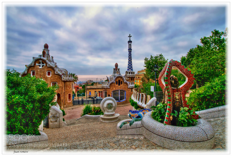 Photograph Park Güell (BCN) by JUAN  ROMERO on 500px