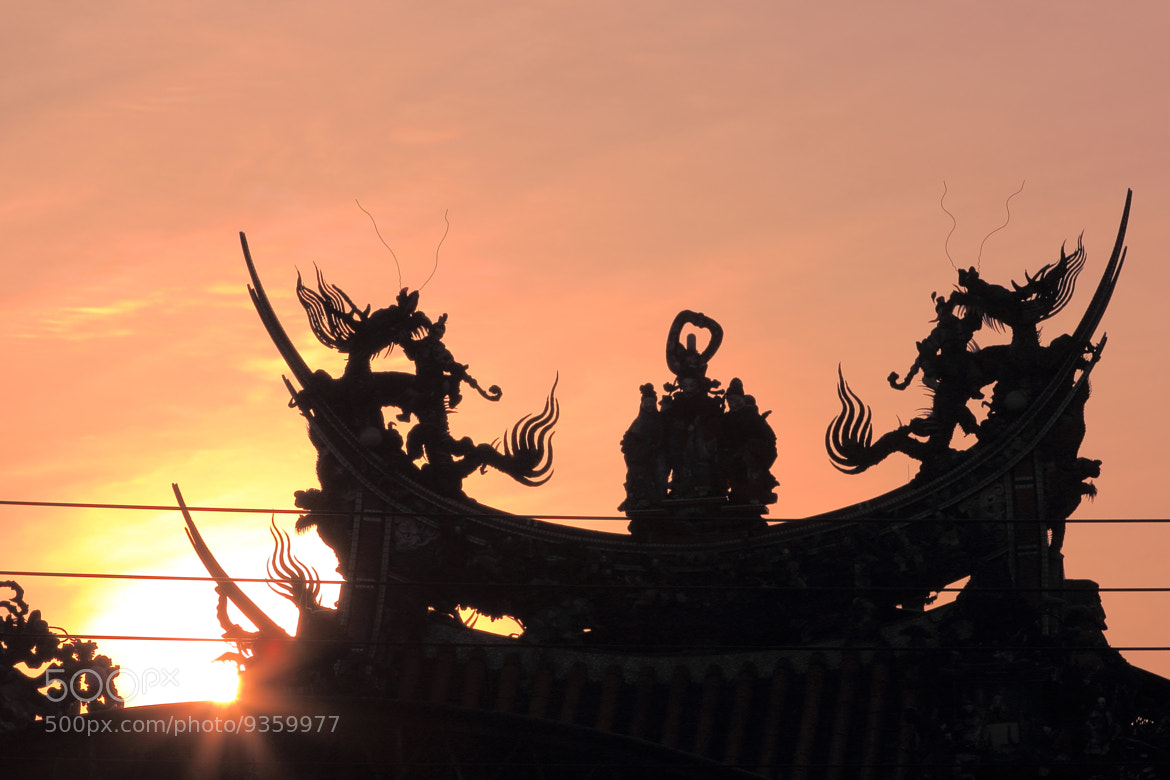 Photograph Daybreak on a Te by Mike Hsu on 500px