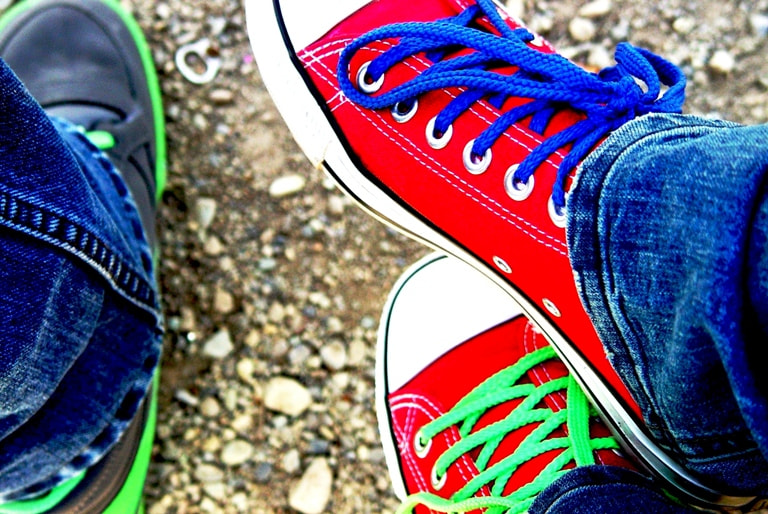 Photograph Shoes and Colors HS by Ehsan  Sadri on 500px