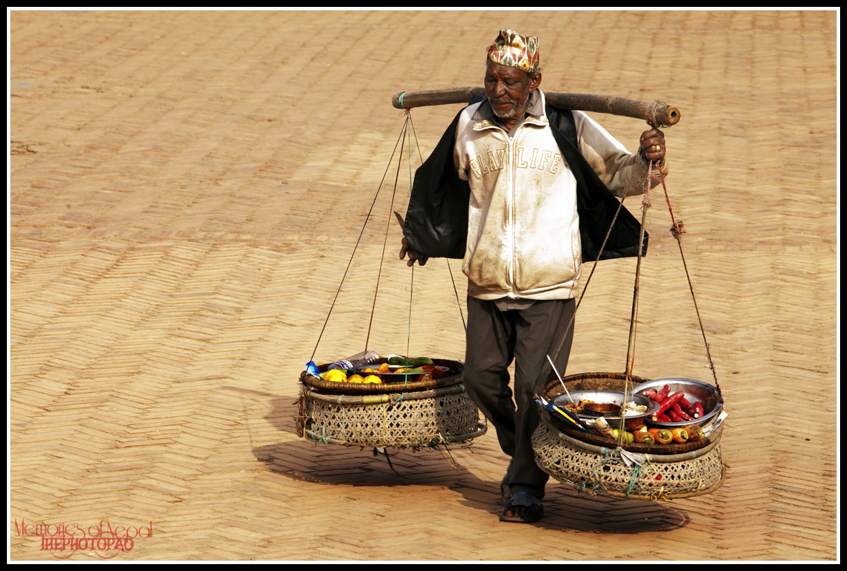 Photograph Hawker by Sameer pas on 500px