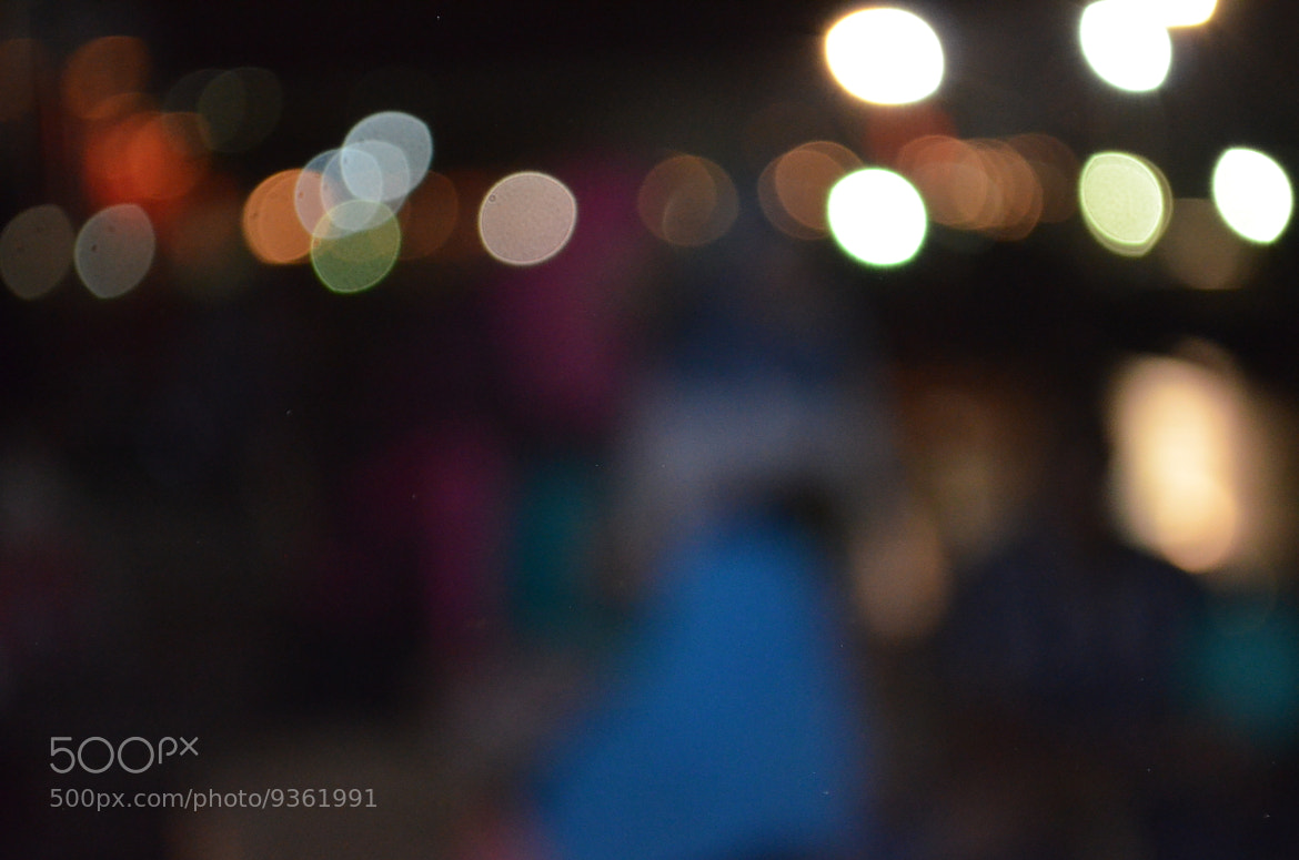 Photograph Messing with Light/Focus by Hussein Makki on 500px