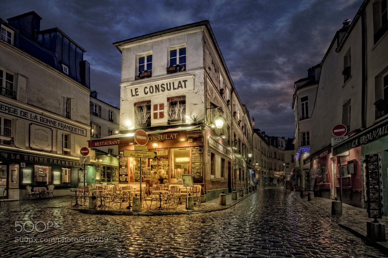 Photograph Montmartre by Matt Kloskowski on 500px