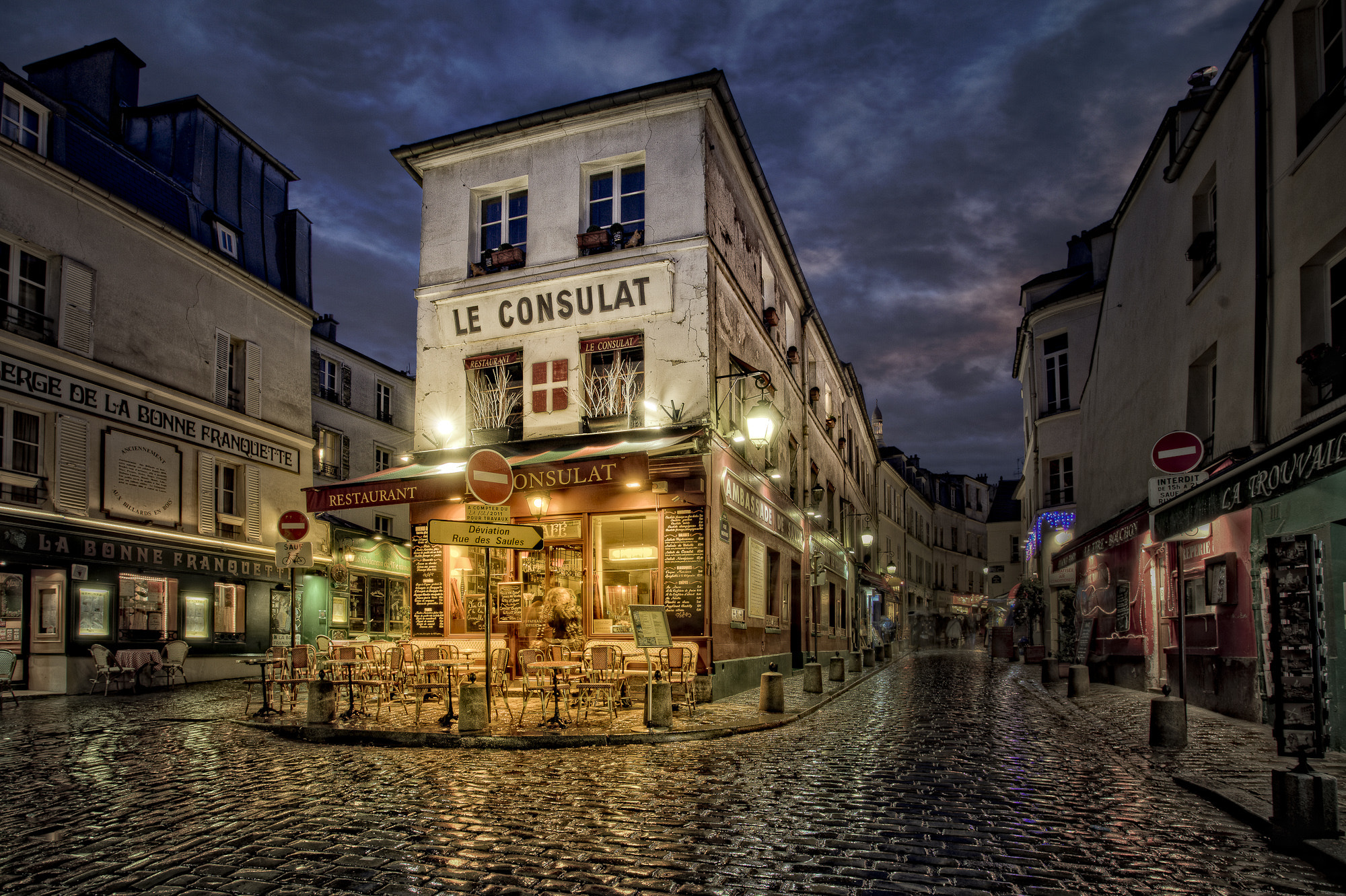 Photograph Montmartre by Matt Kloskowski on 500px